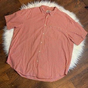 Ralph Lauren sz 3xl men short sleeve shirt